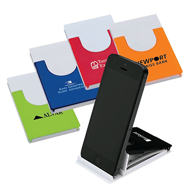 bacco phone / tablet stand with microfiber cloth