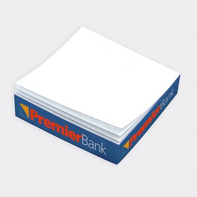 4 x 4 x 1 post-it® notes quarter cube - 262 sheets (full color)