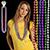 Metallic Beaded Mardi Gras Necklaces gallery 28266