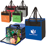 28279 - Tote-It-All Colorful Cooler