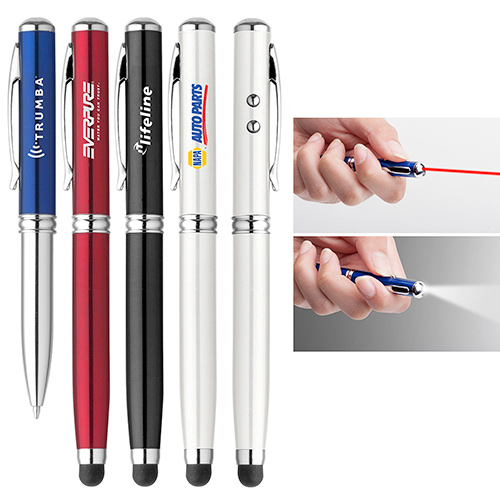 atlas laser/ stylus/ flashlight pen