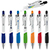2Tone Color Curvaceous Ballpoint Pen Gallery 28382