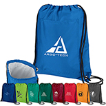 28424 - Lightweight Drawstring Cooler Pack