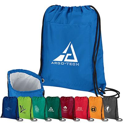 lightweight drawstring cooler pack