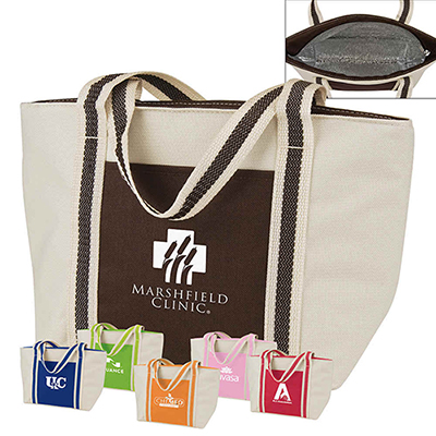 mini-tote lunch bag