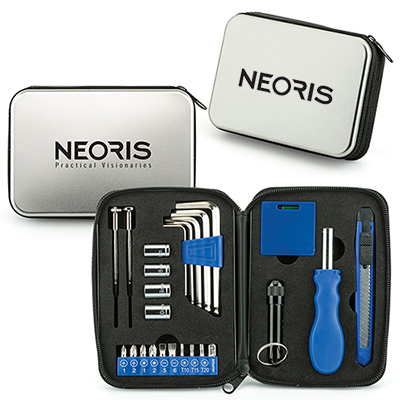 precision 26pc tool kit