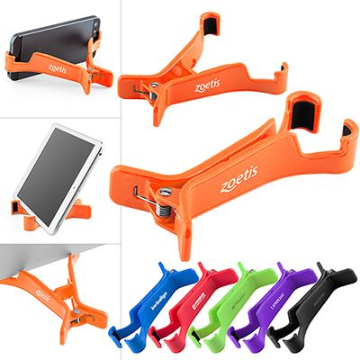 tech clip tablet/phone stand