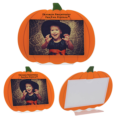 pumpkin photo frame