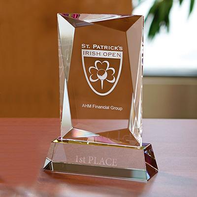 large dichroic achievement award