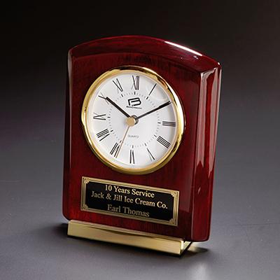 cornell wood clock