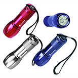 2800 - Mini Aluminum LED Flashlight