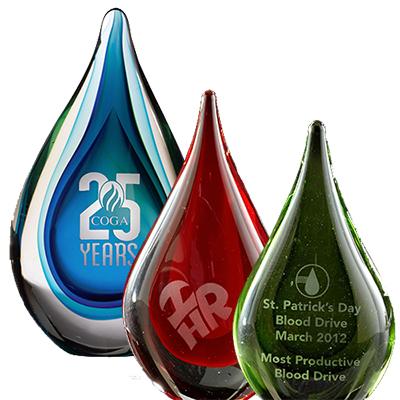 fusion art glass award