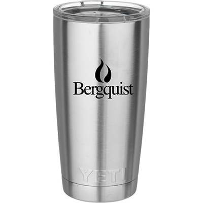 f2fd6383ea1 Custom printed Yeti Rambler Tumbler: Ideal as a corporate gift, referral  gift and an employee appreciation item