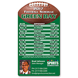 28847 - Sports Schedule Magnet