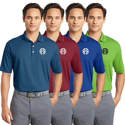 6588881d Imprinted Nike Dri Fit Polo T Shirts: A stylish and comfortable apparel for  employees