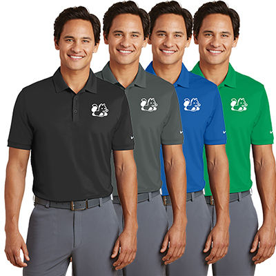 nike golf - dri-fit players modern fit polo