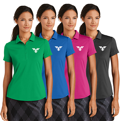 Nike Golf - Ladies Dri-FIT Players Modern Fit Polo
