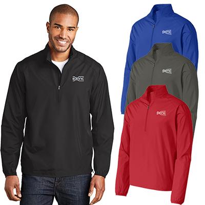 port authority®zephyr 1/2-zip pullover