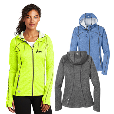 ogio® endurance ladies pursuit full-zip jacket