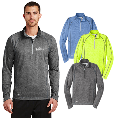 OGIO® ENDURANCE Pursuit 1/4-Zip Pullover