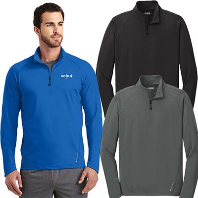ogio®endurance radius 1/4-zip pullover