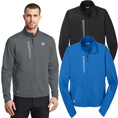 ogio®endurance fulcrum full-zip jacket