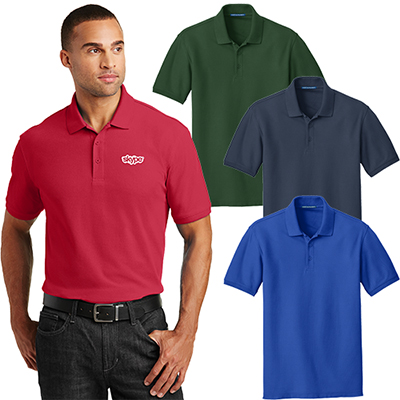 Port Authority® Tall Core Classic Pique Polo