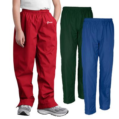 sport-tek®youth wind pants