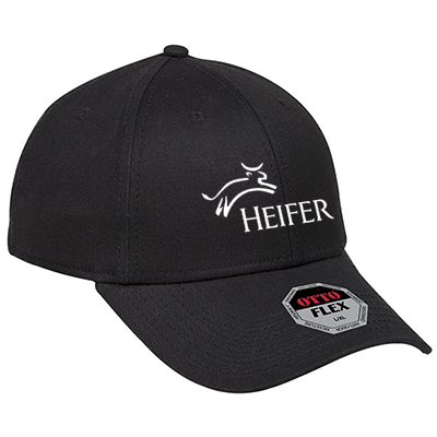 flex stretchable twill cap