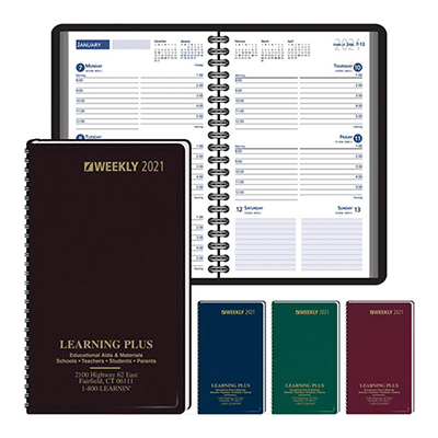 Wired Weekly Planner