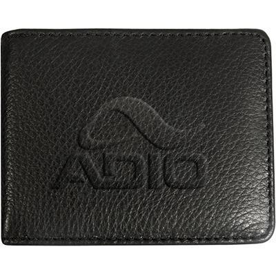 bryce river canyon bi-fold leather wallet