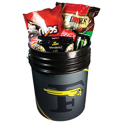 5 gallon party bucket