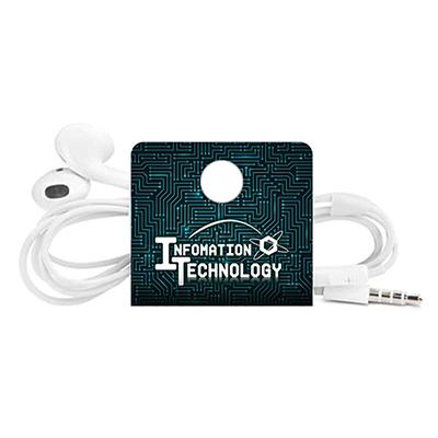 tech wrap cord organizer