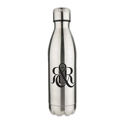 17 oz. stainless vacuum pop bottles