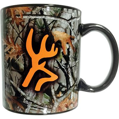 11 oz. ceramic mug - black