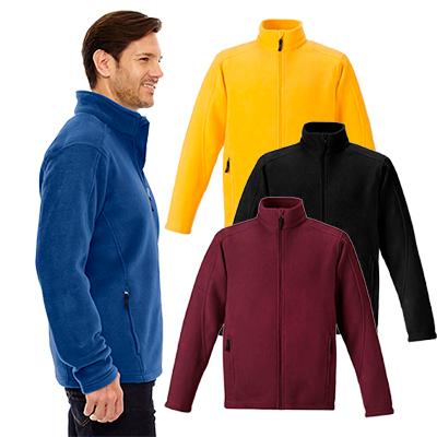 core 365 mens journey fleece jacket