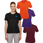29499 - Core 365 Ladies' Pace Performance T-Shirt
