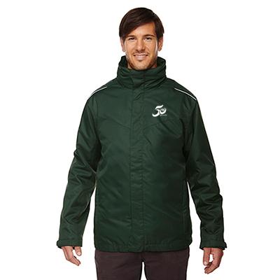 core 365 mens region 3-in-1 jacket