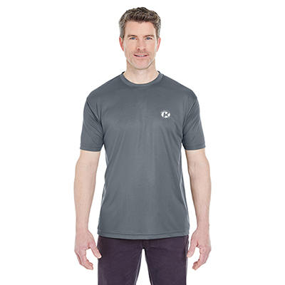 UltraClub Men's Cool & Dry Sport Performance T-Shirt