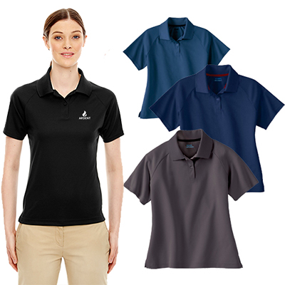 extreme ladies eperformance™ pique polo