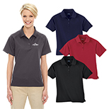 29519 - Extreme Ladies' Eperformance™ Textured Polo