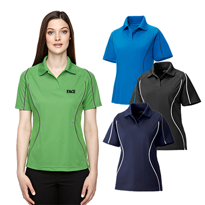 Extreme Ladies' Eperformance™ Colorblock Polo