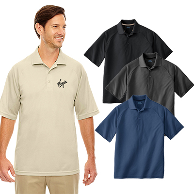 extreme mens eperformance™ pique polo