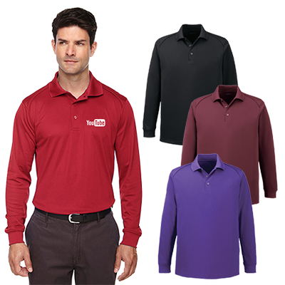 Extreme Men's Eperformance™ Long-Sleeve Polo