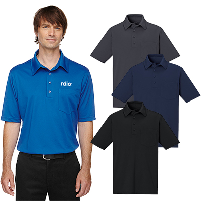 extreme mens eperformance™ snag protection plus polo