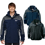 29568 - North End Adult 3-in-1 Seam-Sealed Mid-Length Jacket