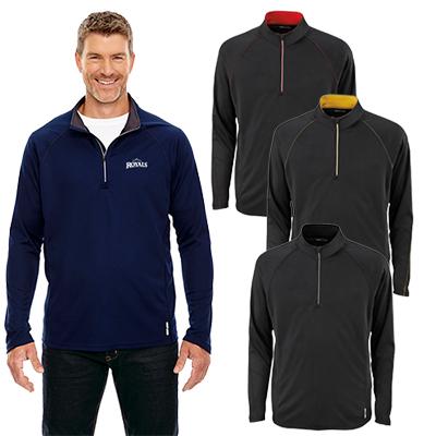 north end mens radar performance jacket