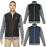 29597 - North End Men's Victory Hybrid Performance Jacket