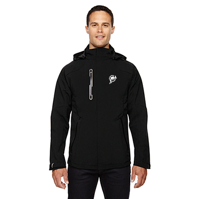 North End Men's Axis Soft Shell Jacket