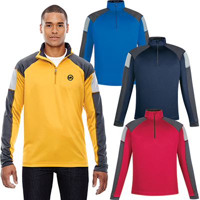 north end mens quick performance jacket